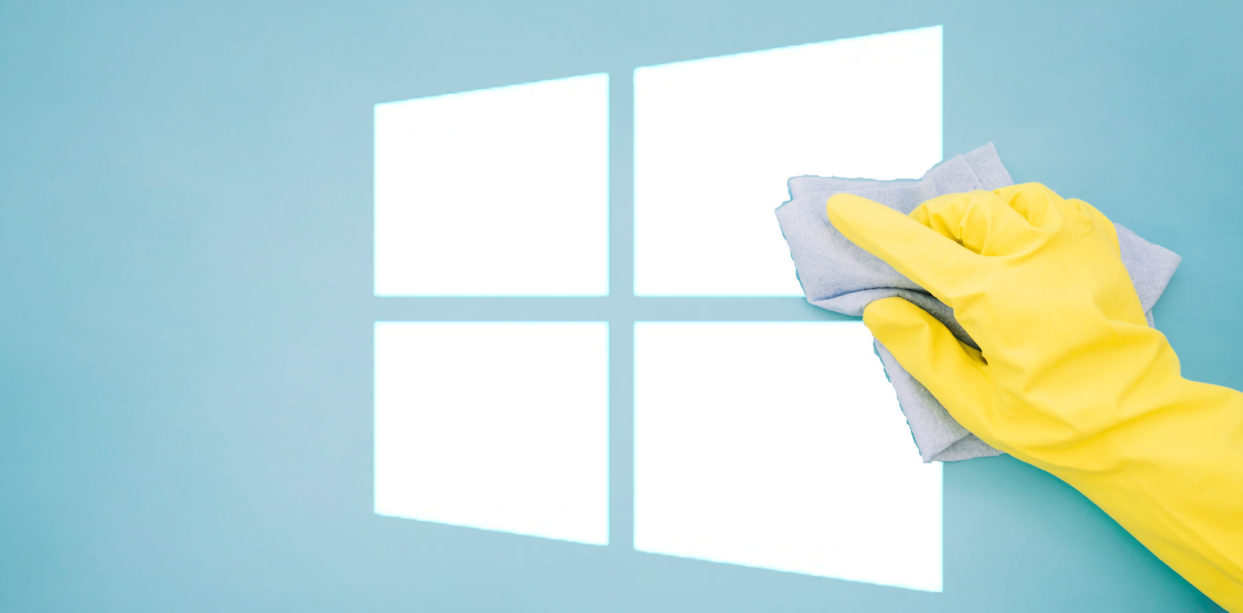 Dove è finito tutto lo spazio del mio disco fisso? Puliamo Windows!