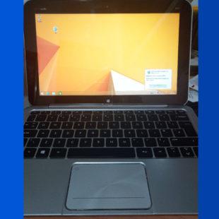 Un altro portatile salvato dalla rottamazione: HP Envy X2